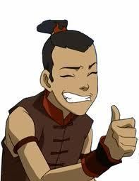 Sokka- Who ate all my _______ ?