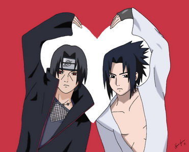 Does sasuke love his Brother?
