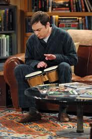 What were Sheldon's exact words when he woke up Leonard at 3 in the morning with his bongos in The Werewolf Transformation?