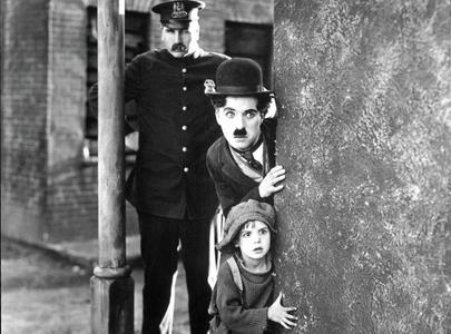 What as the working titre of Charlie Chaplin's 1921 film The Kid?