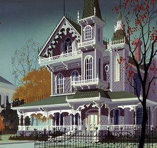 Which movie is this house from ?