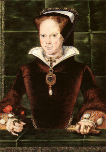 What was Mary I of England's motto?