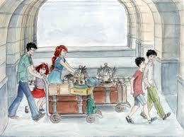 What year was Harry and Ginny's children born, in order from oldest to youngest?
