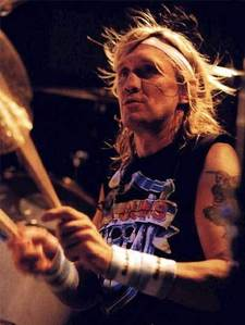 Which album was Nicko McBrain's first with Iron Maiden?