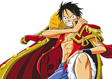Who was the first person to influence Luffy to become a Pirate?