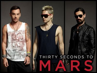 When was 30 seconds to Mars started?