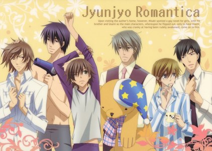 The mangaka of Junjou Romantica is :