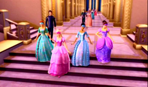 Which of these songs were NOT in Barbie and the Three Musketeers?