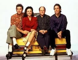 How many seasons of 'Seinfeld' were there?