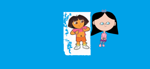 How do Dora and her 4-year-old cousin, Tiffany learn about multi-cultralism in school?