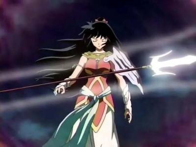 Princess Abi Is From Inuyasha Is She An Antagonist Villain Or A
