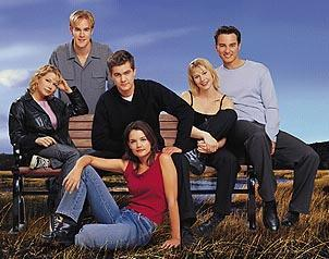 this is the cast of which tv show?
