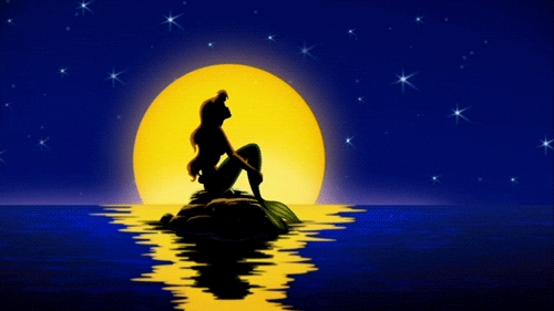 "Which picture of Ariel is from ""The Little Mermaid"" TV series?"
