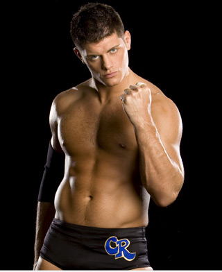 What is Cody Rhodes real name?
