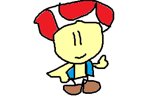 who is toad's sister? it's easy