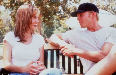 Beverly Hills, 90210 - What is Hilary Swank's character ?