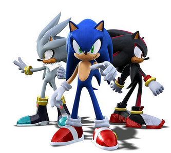 Does Shadow (me), Sonic and Silver work together?