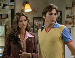 True or False?Kelso's daughter & her mother have the same first initial.