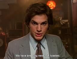 True or False? Kelso became a fireman.