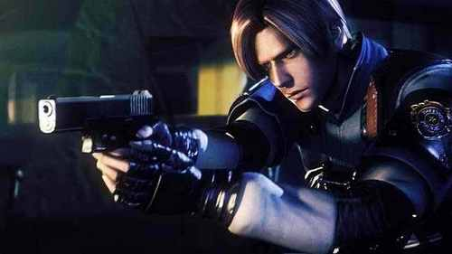 Who is voiced of Leon in Operation Raccoon City (English)?