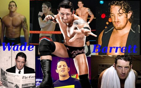What season of NXT did Wade Barrett win?