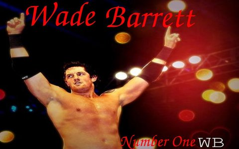 What is Wade Barrett real name