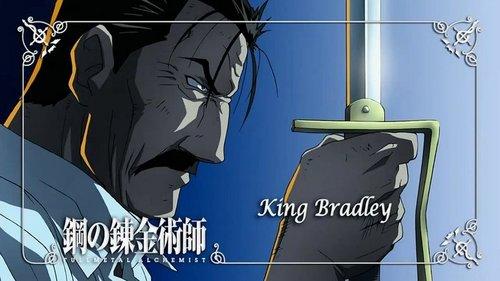 Who killed King Bradley?