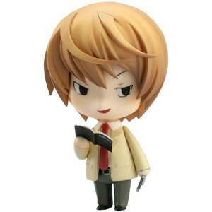 When did Good Smile Company release their Nendoroid Light Yagami?