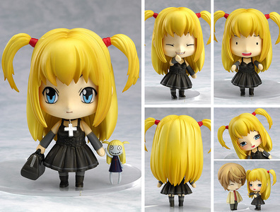 When was the Misa Aname nendoroid released?
