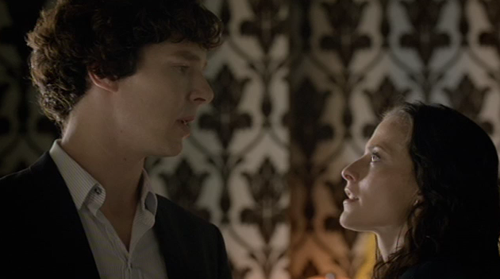"In ""A Scandal in Belgravia"" what was Irene Adler's profession?"