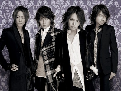 What year did L'arc~en~ciel form?