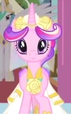 Princess Cadence is going to be the __________ of Princess Celestia