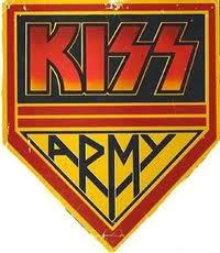 When was the Kiss Army unofficially started?