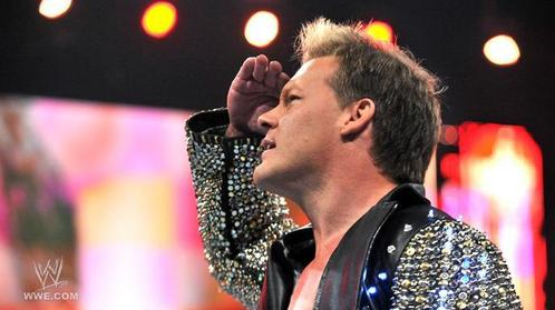 When did Chris Jericho make his second return to WWE?
