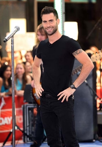 Does Adam Levine be in relationship with Cameron Diaz?