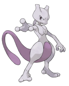 Who created Mewtwo?
