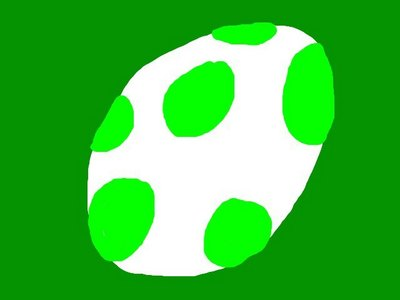 Which Yoshi owns this egg? (easy)