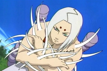 What's the name of Kimimaro's Kekkei Genkai?