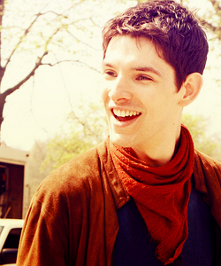 what is Colin Morgan's favori color ?