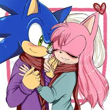 Does Sonic really love Amy?