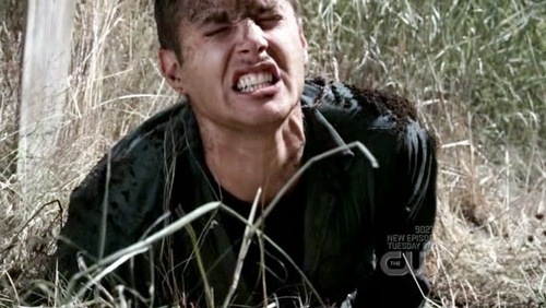 Like Dean had to claw his way out of his own  grave in Season 4 episode 1 'Lazarus Rising', which other tv character had to claw their way out of their grave?