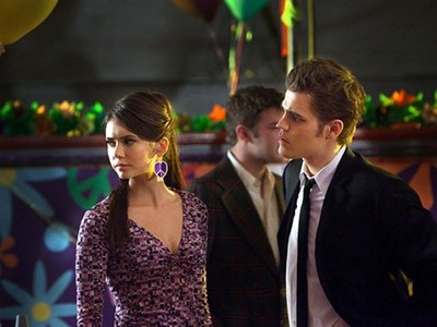 """He dances. And I didn't had to beg"". Elena कहा this about Stefan in which episode?"