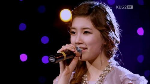 what song did Hye Mi sang during the last episode of Dream High