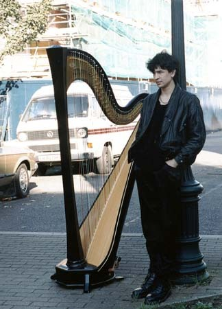 The Band: What Is Name Of The Harpist?