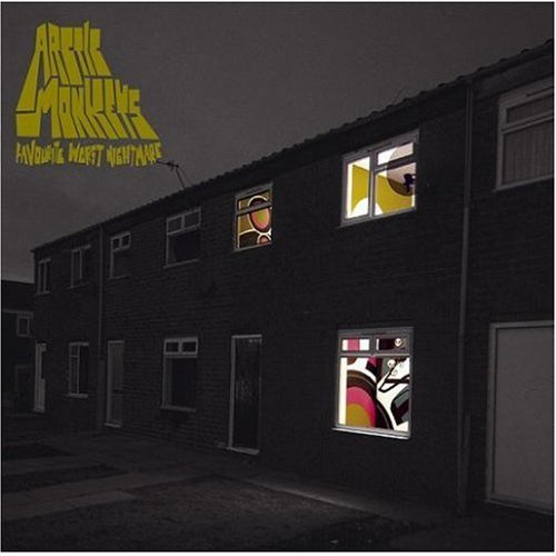 'Favourite Worst Nightmare' was released in ?