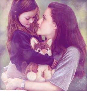 Who was Bella's ally while she was pregnant with Renesmee?