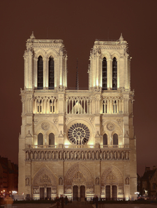 T/F:Notre Dame de Paris was originally present in the Barbie Three Musketeers.