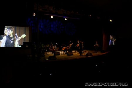 roozbeh live in concert sna