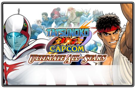 Which anime series is NOT represented in Tatsunoko Vs. Capcom?