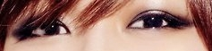 Whose eyes is that ?